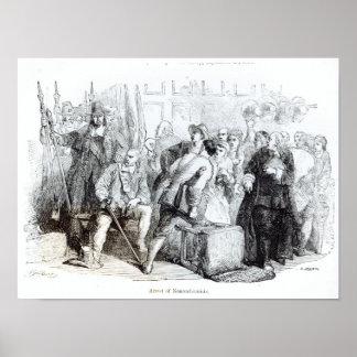 The Arrest of Nonconformists Poster