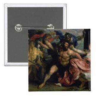 The Arrest of Samson, c.1628/30 Button