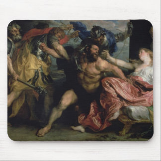 The Arrest of Samson, c.1628/30 Mouse Pad