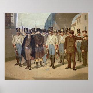 The Arrest of the Carbonari Poster