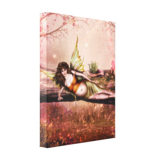 The Arrival Gallery Wrapped Canvas