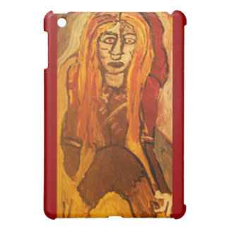 THE ARRIVAL OF A RASTA WITCH DOCTOR CASE FOR THE iPad MINI