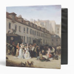 The Arrival of a Stagecoach at the Terminus Binder