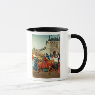 The Arrival of Charles V  in Paris Mug