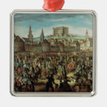 The Arrival of Empress Maria Theresa of Christmas Ornaments