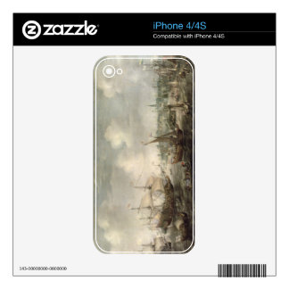 The Arrival of Fredrick V at Vlissingen in 1613 (o Decals For The iPhone 4