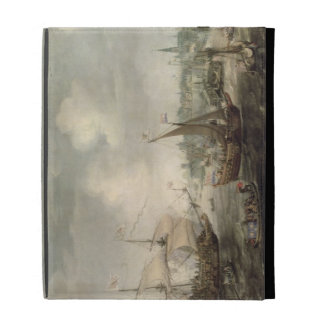 The Arrival of Fredrick V at Vlissingen in 1613 (o iPad Cases