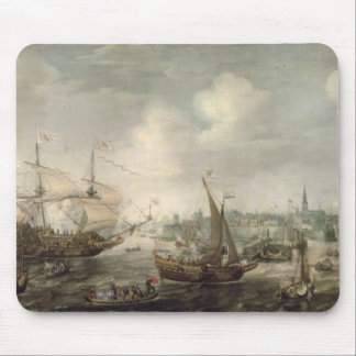 The Arrival of Fredrick V at Vlissingen in 1613 (o Mouse Pad