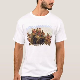 The Arrival of  Harvesters in the Pontine T-Shirt