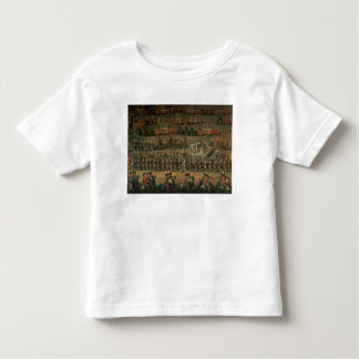 The arrival of Isabella of Parma Toddler T-shirt