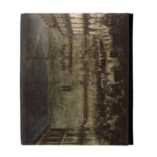 The Arrival of Princess Amelia of Saxony, in a Car iPad Cases
