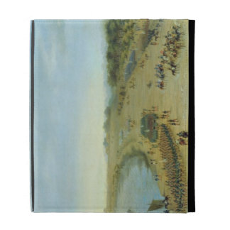 The Arrival of the Allied Army at Itapiru, Paragua iPad Folio Case