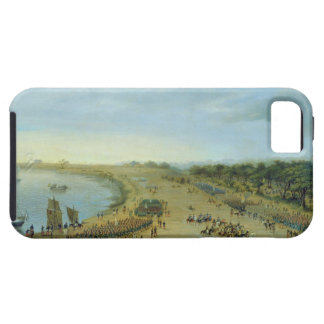 The Arrival of the Allied Army at Itapiru, Paragua iPhone SE/5/5s Case