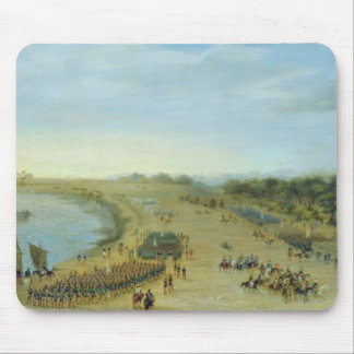 The Arrival of the Allied Army at Itapiru, Paragua Mouse Pad
