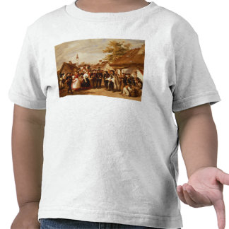 The Arrival of the Bride, 1856 Tee Shirt