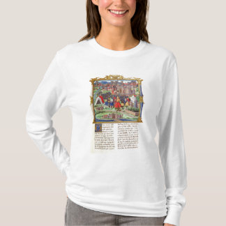 The Arrival of the Count of Charolais T-Shirt