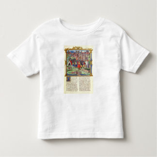The Arrival of the Count of Charolais Toddler T-shirt