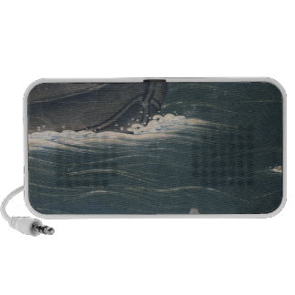The Arrival of the Portuguese Japan, small cargo Laptop Speakers