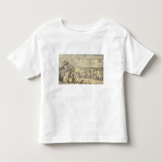 The Arrival of the Stage Coach at the Sun Inn, Bod Toddler T-shirt