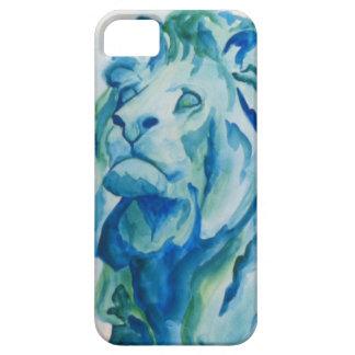 The Art Institute Lion iPhone Case