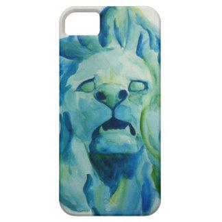 The Art Institute of Chicago Lion Phone Case