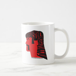 The Art Mullet Mug! Classic White Coffee Mug
