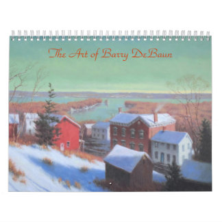 The Art Of Barry DeBaun Calendar
