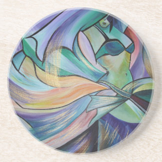 The Art of Belly Dance Coaster