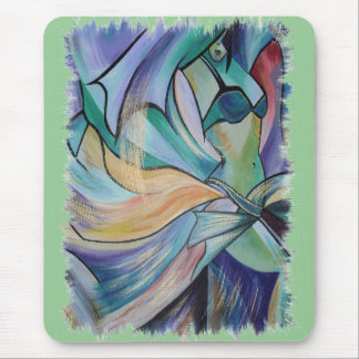 The Art of Belly Dance. Mouse Pad
