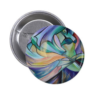 The Art of Belly Dance Pinback Button