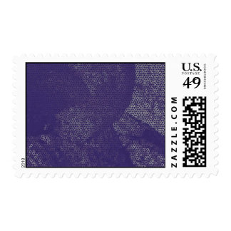 The Art Of Blue Postage