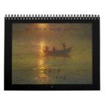 The Art of Brent Cotton Calendar