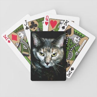 THE ART OF CAT BICYCLE PLAYING CARDS