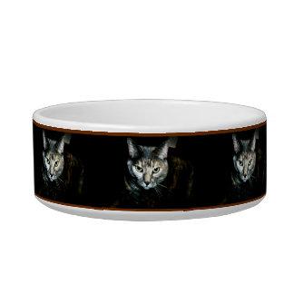 The Art Of Cat Cat Water Bowl