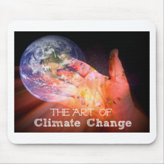 The Art of Climate Change Mousepads
