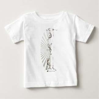 The Art of Climbing - by Laughing Sun Clothing Tee Shirt