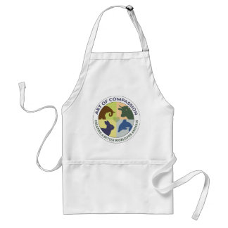 The Art of Compassion Project apron