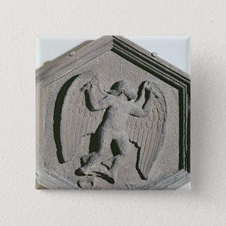 The Art of Flight, Daedalus, hexagonal Button
