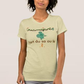 The art of its or lé© of Guamayane© > picantée T-Shirt