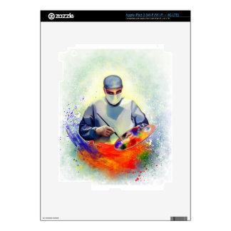 The Art of Medicine iPad 3 Decal