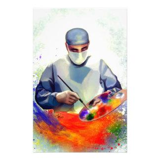 The Art of Medicine Stationery