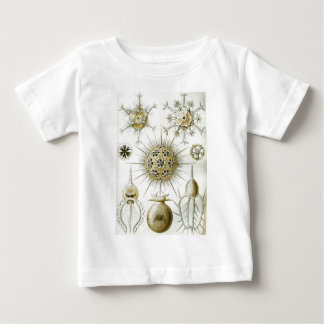 The Art of Nature by Ernst Haeckel Baby T-Shirt