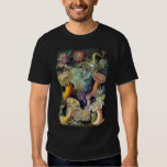 the Art of Nature by Ernst Haeckel T-shirts