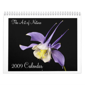 The Art of Nature Calendar