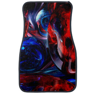 The Art of Noise Abstract Car Mat