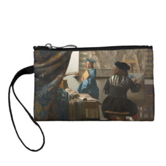 The Art of Painting by Johannes Vermeer Change Purses