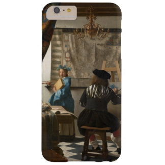 The Art of Painting by Johannes Vermeer Barely There iPhone 6 Plus Case