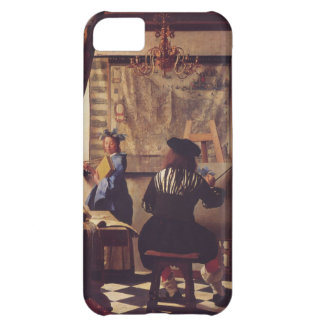 The Art of Painting by Johannes Vermeer iPhone 5C Cover