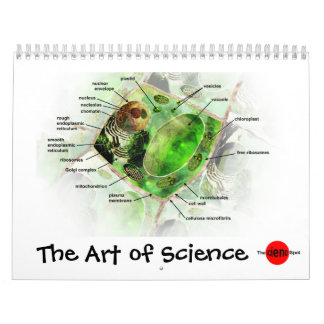 The Art of Science calendar