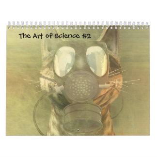 The Art of Science No 2 calendar